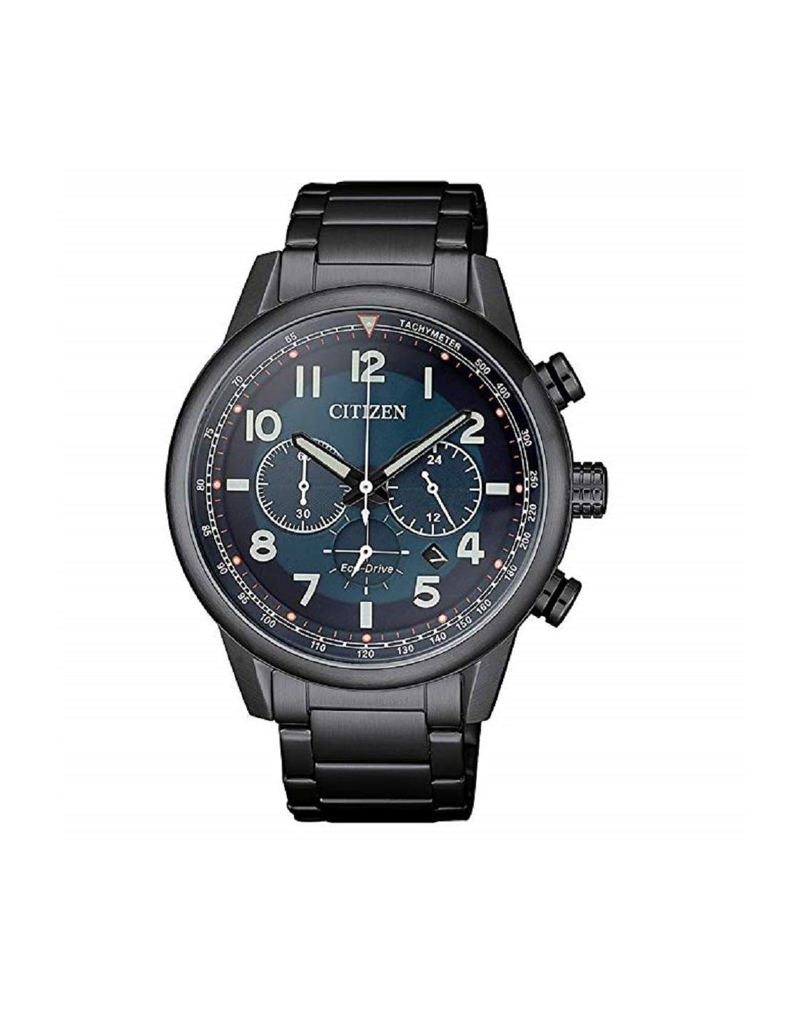Orologio militare citizen military chrono eco drive ca4425-87l